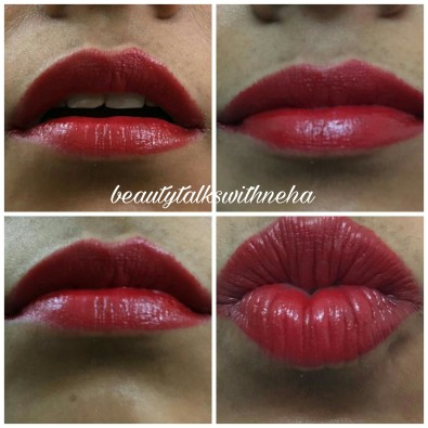 Avon Simply Pretty Valentine Brights Colorbliss Lipstick Shade Cherry Red