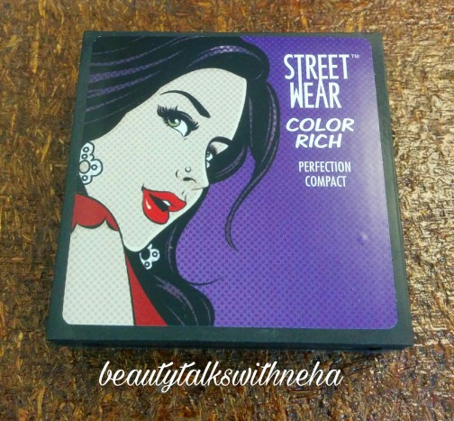 Streetwear Color Rich Perfection Compact Shade Neutral