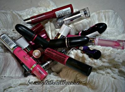 Lead content in lipsticks