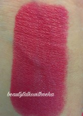 Ell18 Color Pops Matte Lipstick Shade Pink Kiss Review and Swatches.