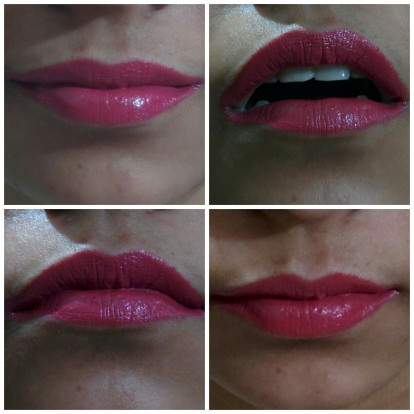 7Heavens Photogenic Chubby Lip Crayon shade Bountiful Blush Review and Swatches.