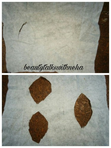 DIY:Homemade Potato Face Mask/Face sheet for clear skin
