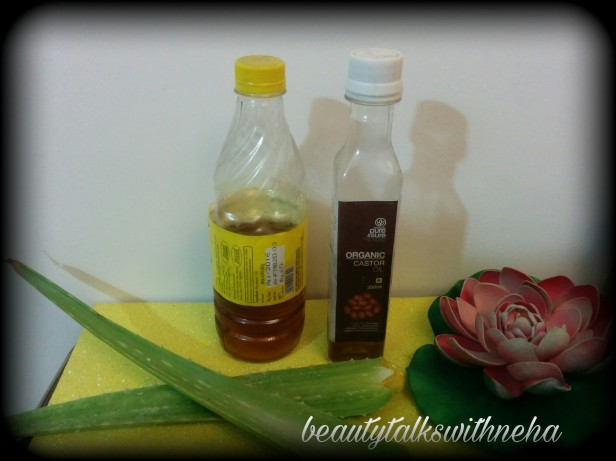 DIY:Homemade Deep Conditioning Hair Mask/Spa at home for soft and frizz free hairs.
