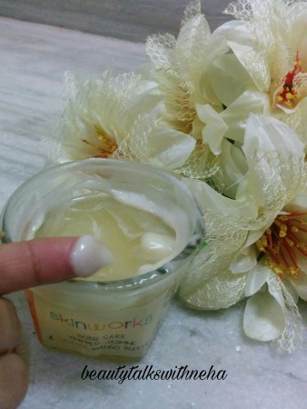 Skinworks Body Care Whipped Jasmine & Orange Mango Butter Review.