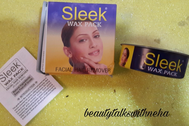 sleek wax review