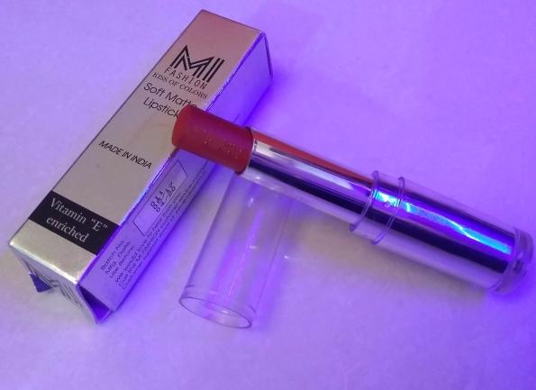 MI Fashion lipstick
